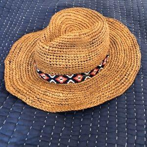Roxy Straw Beach Hat